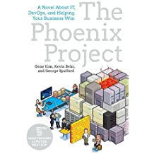 Phoenix Project: A Novel about It, Devops, and Helping Your Business Win