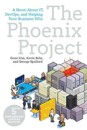 Phoenix Project: A Novel about It, Devops, and Helping Your Business Win por Gene Kim