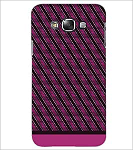 PrintDhaba Pattern D-1752 Back Case Cover for SAMSUNG GALAXY A8 (Multi-Coloured)