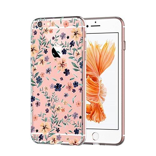 Caler Funda iphone 6,Funda iphone 6s, Carcasa iphone 6/6s Impresión TPU Funda...