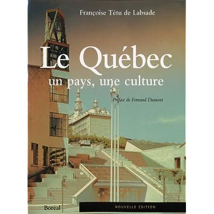 Le Québec : un pays, une culture (NE)