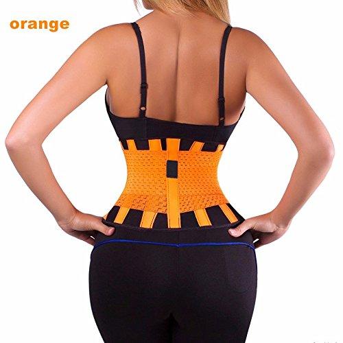 freshocity (TM) cintura apoyo cinturón faja barriga Xtreme cinturón térmico