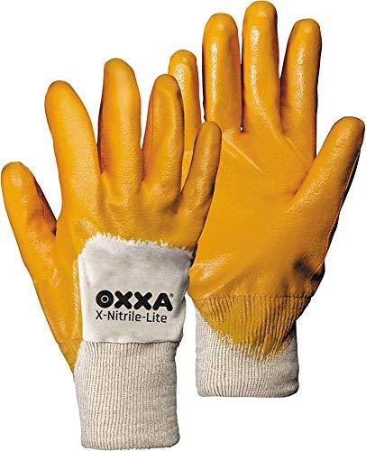 OXXA Handschuh X-Nitrile-Lite Gr. 9 (Inh. 12 Paar)