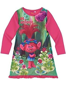 Trolls Mädchen Nachthemd - pink