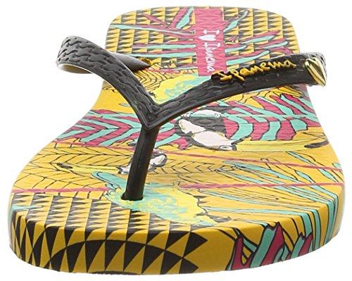 Ipanema Paraiso Birds - Tongs Femme Jaune (jaune (22286))