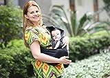 PsmGoods Baby-Träger Ring-Baby-Riemen-Verpackungs-Schwarz