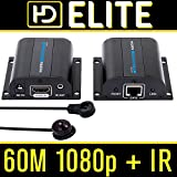 HDElite - Extender HDMI Eco 60M via un simple cable RJ45 - 1080p