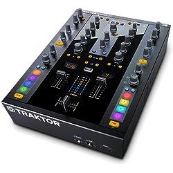 Sistema DJ Native Instruments Traktor Kontrol Z2 DJ Mixer