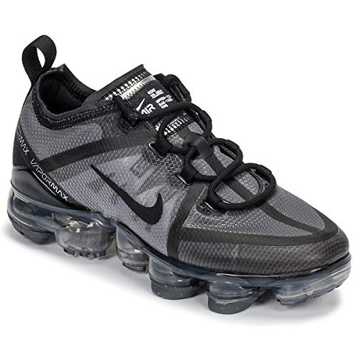 pretty nice 5f203 742ab Nike Air Vapormax 2019 (GS), Zapatillas de Atletismo para Hombre, Negro  Black