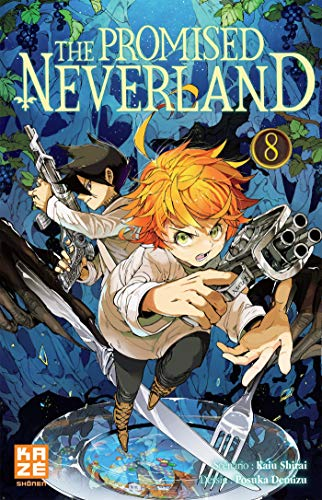 The Promised Neverland T08 par  Kaiu Shirai