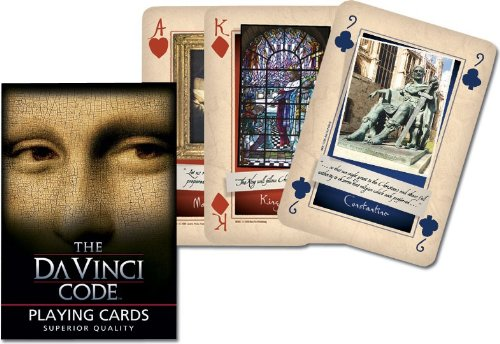 Vinci Spiel Code Da (Piatnik 1473 Da Vinci Code)