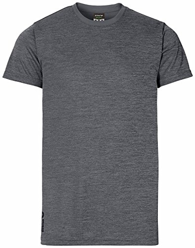 erima Herren T-shirt Green Concept Silex  Melange