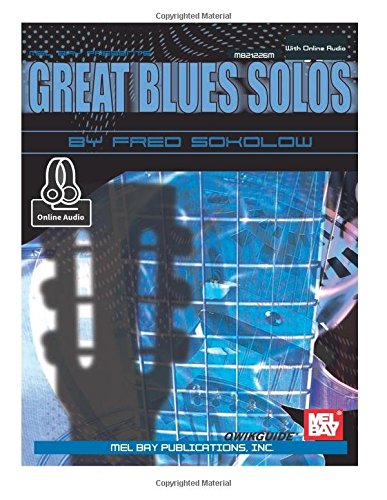 Great Blues Solos (Qwik Guide)