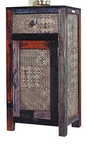 GOA 3551 Bad Unterschrank, Holz, 31 x 42 x 83 cm, bunt