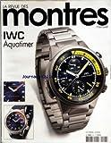 REVUE DES MONTRES (LA) [No 96] du 01/06/2004 - IWC AQUATIMER -OMEGA CHRONOMETRE - CRESUS - MONTRE JONE D'OBREY - PZERO TEMPO - MONTBLANC TIMEWALKER - BRM V12 RACING - CASIO - JUST CAVALLI TIME