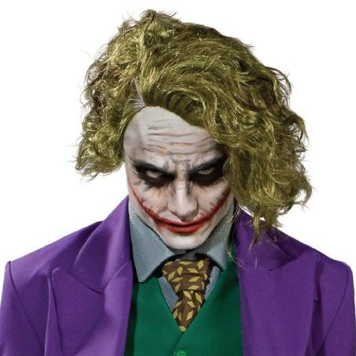 Rubies Adult's Joker Mask peluca