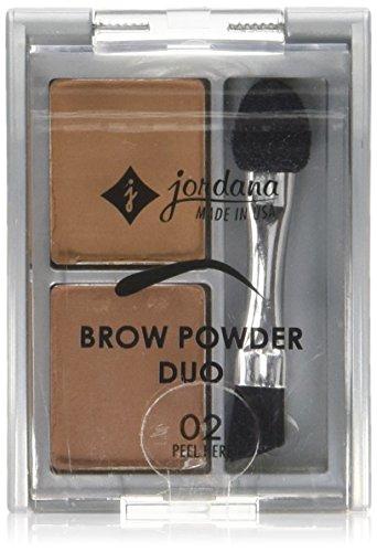 JORDANA Brow Powder Duo - Medium