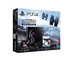 PlayStation 4 - Konsole (1TB) Star Wars Battlefront Limited Edition [CUH-1216B]