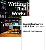Writing That Works 12e & Documenting Sources in MLA Style: 2016 Update by Walter E. Oliu (2016-06-15)