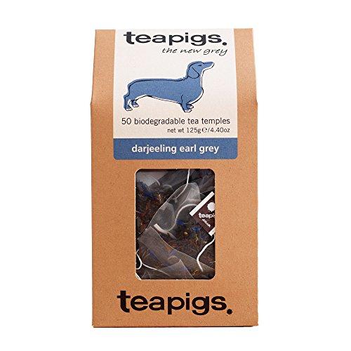 Teapigs, Darjeeling Earl Grey, 50 bags