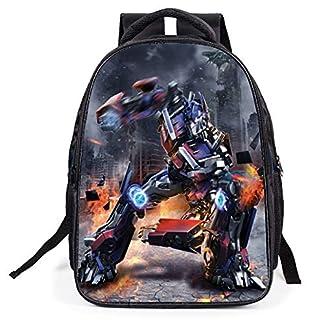 51zK2HvCgrL. SS324  - Mochila Infantil Tendencia De Dibujos Animados Mochila Transformers Primaria Mochila Escolar