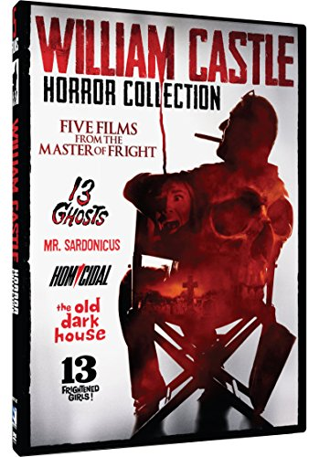 William Castle Film Collection - 5 Movie Pack: 13 Ghosts, Mr. Sardonicus, Homicidal, The Old Dark House, 13 Frightened ()