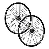 Vuelta 28 Zoll Laufradsatz Airtec1 Shimano DH-3D30 - Deore 525 6 L Disc schwarz