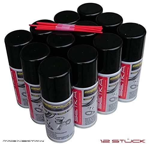 SETKA® Premium Multilube + PTFE 100ml (12 Stück Vorteilspack)
