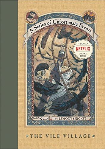 A series unfortunate events: 7 (A Series of Unfortunate Events) por Lemony Snicket