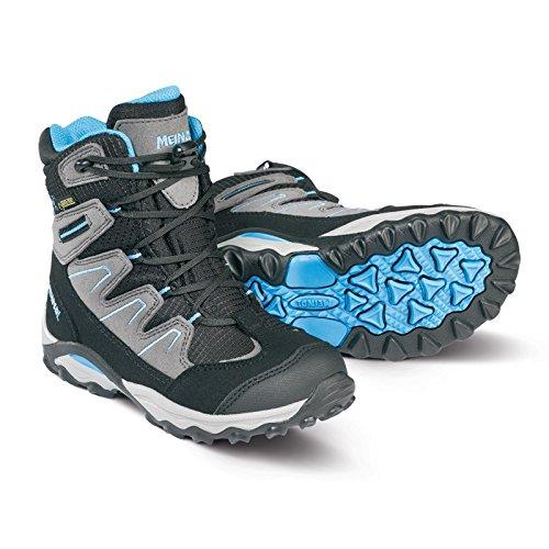Meindl chaussures d'hiver junior gTX storm - 01schwarz
