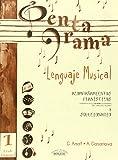 Pentagrama Lenguaje Musical: Pentagrama I Lenguaje Musical Elemental Acompañamiento: Acompañamientos pianísticos y Solucionario. Grado Elemental 1 (Pentagrama I Lenguaje Musical Acompañamiento)