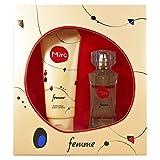 """Miro""""Femme"""" woman Set (Eau De Parfum 50ml + Bodylotion 100ml) 1er Pack(1 x 1 Stück)"""