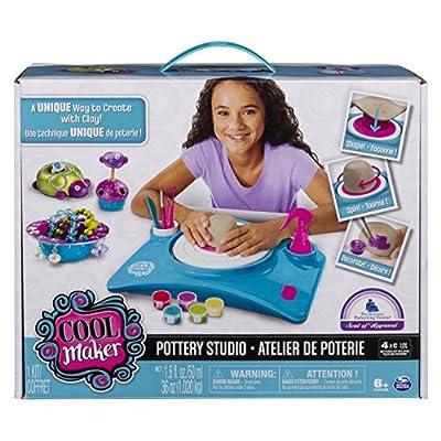 Pottery Cool Studio (Styles Vary)