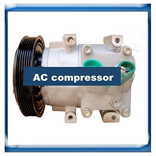Preisvergleich Produktbild Gowe AC Kompressor für HS15HCC Hella Wasserpumpe AC Kompressor für Ford Fiesta Ka ECOSPORT 5s65–19d629-da 5N15–19d629-ba 5s6519d629da