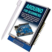"""Kuman UNO R3 2.8 Pulgadas TFT de Pantalla Táctil con Conector de Tarjeta SD para Arduino Nano Mega2560 320x240 2.8 """"LCD ,K60"""