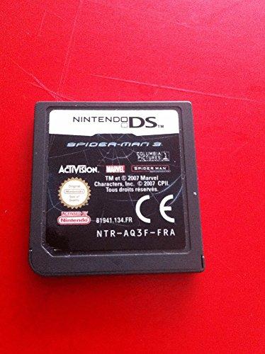 SPIDERMAN 3 / NUR DAS MODUL / Nintendo DS Spiel AUF DEUTSCH (kompatibel DS LITE DSI-3DS-2DS-3DS XL-2DS XL) ** Lieferung 3/4 Werktage + Tracking Nummer ** (3ds Spiderman Nintendo)