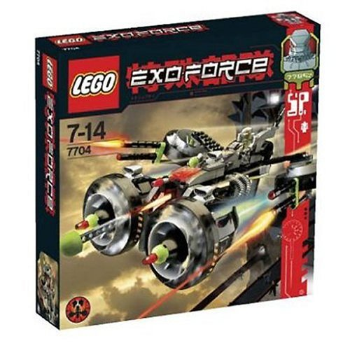 Preisvergleich Produktbild LEGO Exo-Force 7704 - Sonic Phantom