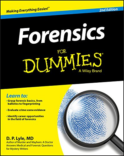 Forensics For Dummies (English Edition)