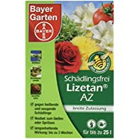 Bayer Schädlingsbekämpfungsmittel, Schädlingsfrei Lizetan AZ 75 ml, mehrfarbig, 11 x 7 x 4 cm, 84496715