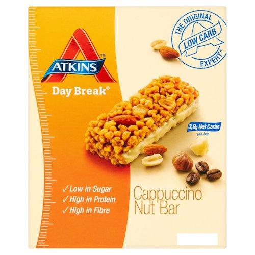 atkins-37g-day-break-cappuccino-nut-bars-4-x-box-of-5-20-bars