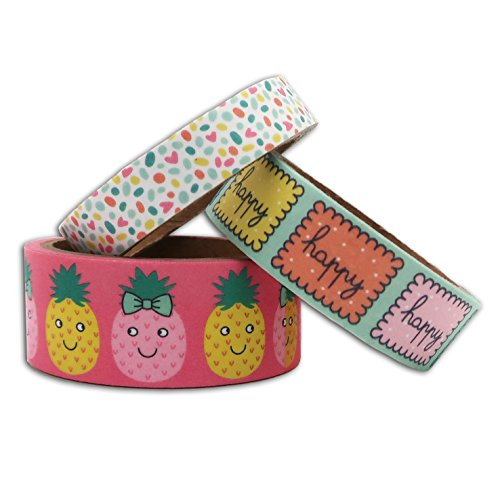 Unbekannt Toga Masking Tapes, Washi, Mehrfarbig, 6,7x 8,5x 4,7cm