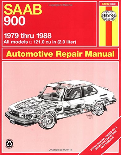Saab 900 1979-88 Owner's Workshop Manual (Haynes Manuals)