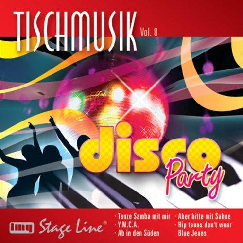Tischmusik Vol. 8 - Disco Party