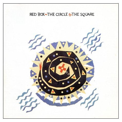 RED BOX-THE CIRCLE AND THE SQUARE VINYL LP[WX79]1986
