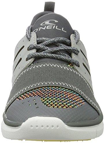 O'Neill Damen Fusion W Lt Multi Textile Sneaker Highrise