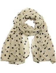 Impression tendance femme en chiffon avec motif à une écharpe écharpe pansements 5 couleurs
