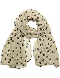 Fashion Women's Dot Printing Scarf Shawl Wraps