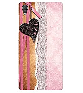 Doyen Creations Designer Printed High Qulaity Premium case Back Cover For Sony Xperia Z1