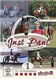 Just Paul - Das 1. Ausbildungsjahr: Der Weg eines Dressurpferdes [2 DVDs]