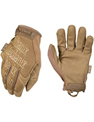 Mechanix Original Coyote Mens Gloves - Tan - X Large